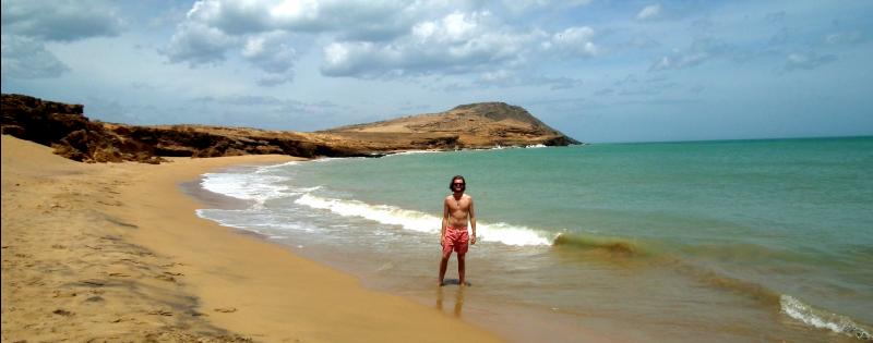 Cabo de la Vela Guajira Colombia