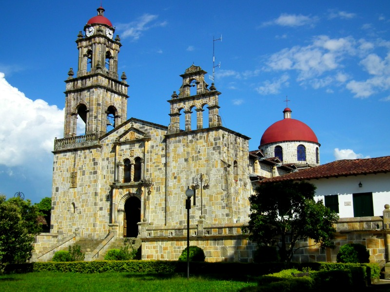 Guadalupe Santander Church