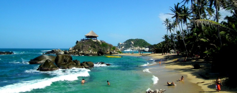 Cities In Colombia With Beaches