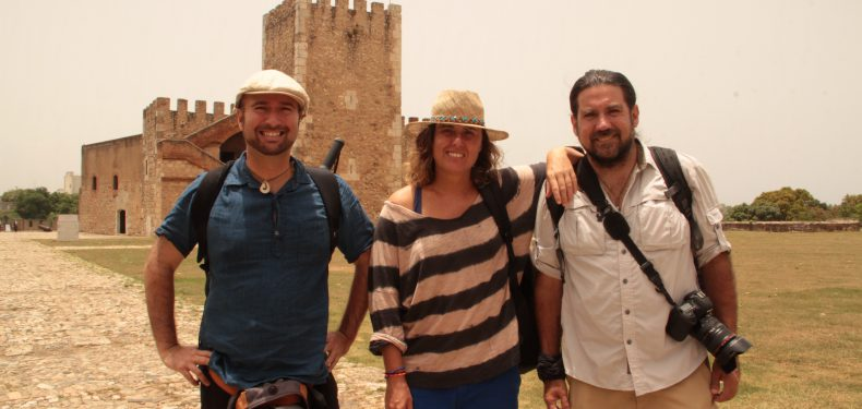3 travel bloggers santo domingo