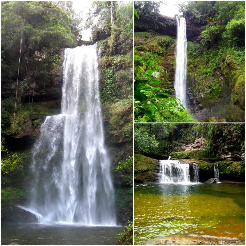 Mocoa Putumayo Waterfalls