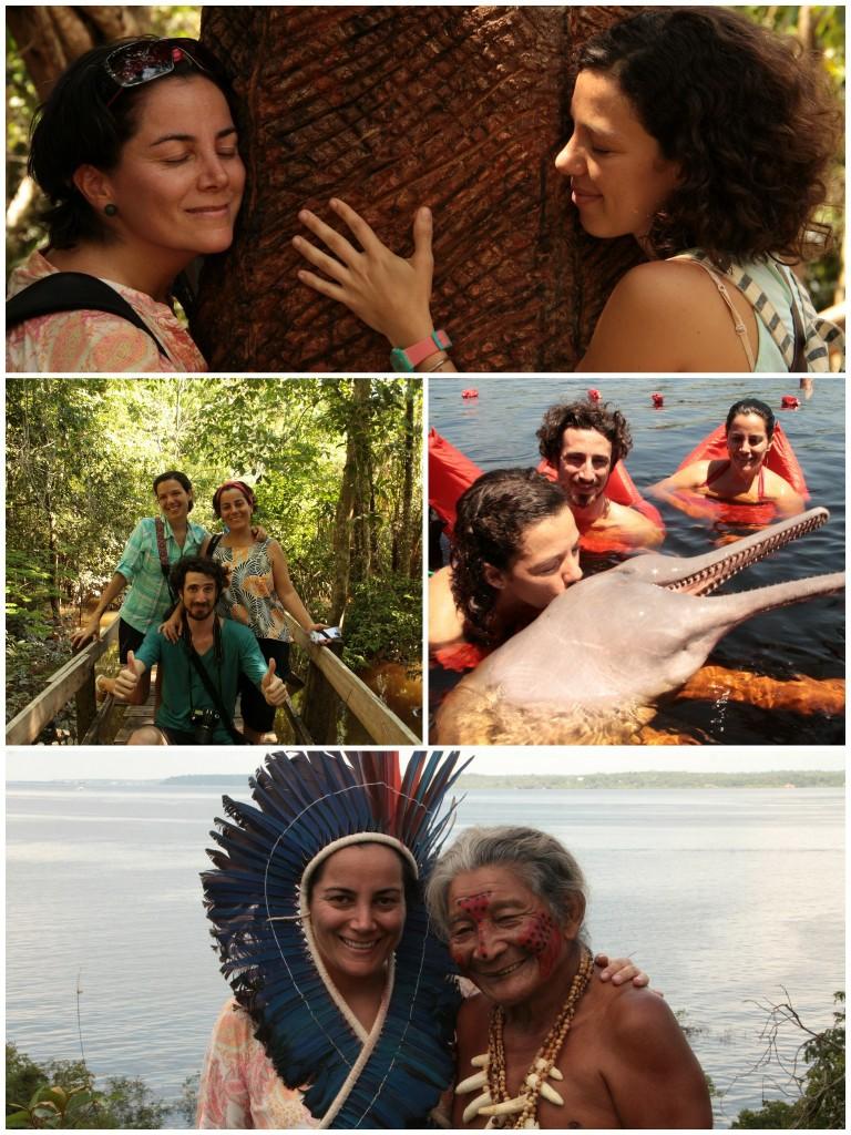 Manaos Brasil, viaje 3 Travel Bloggers