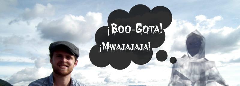 Ghost in Bogota