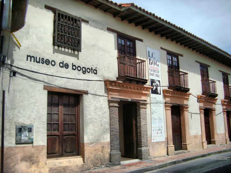 casa samano bogota museum