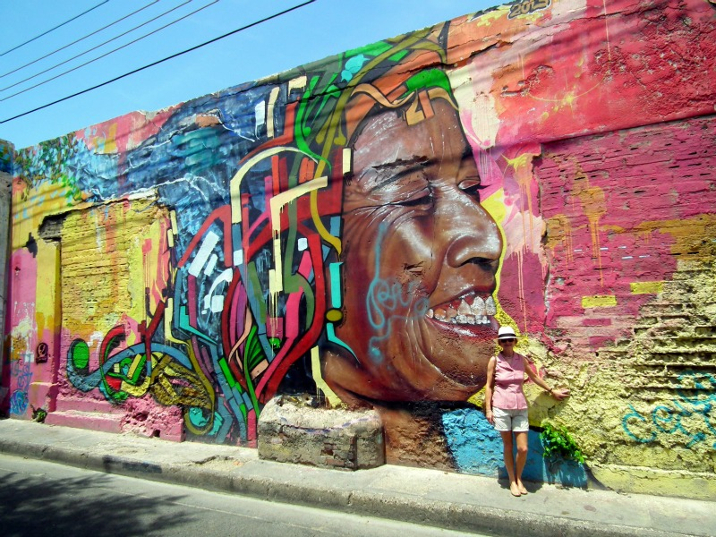 Getsemani Graffiti Cartagena
