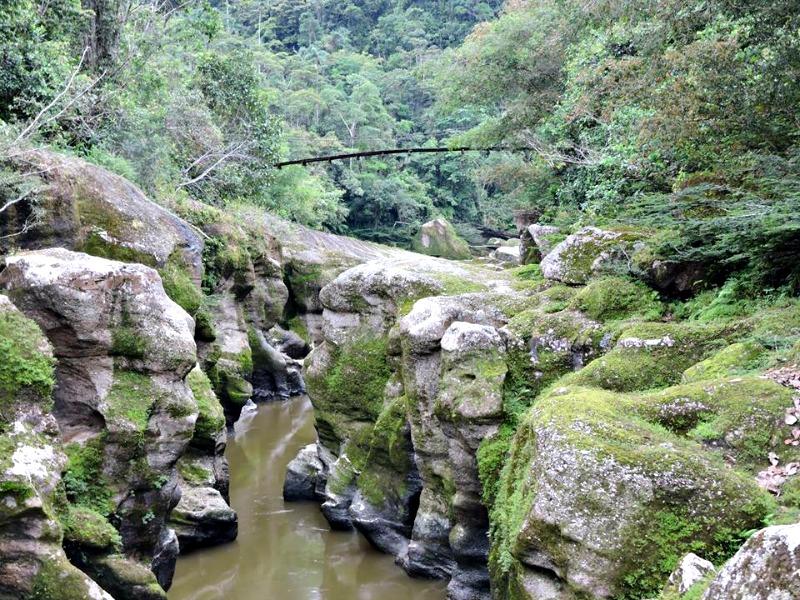 Mandiyaco Canyons (Photo:Harold Damian Rodriguez Lasso)