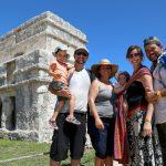 Viajar en familia a Cancún y Cozumel: nuestra doble experiencia. [VIDEO]