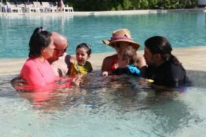 Intercontnental Cancun Piscina