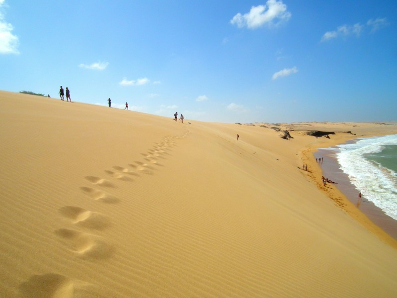 Traveling to Punta Gallinas Guajira Colombia