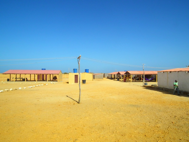 Where to stay in Punta Gallinas