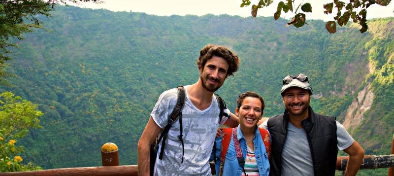 Viaje al Salvador