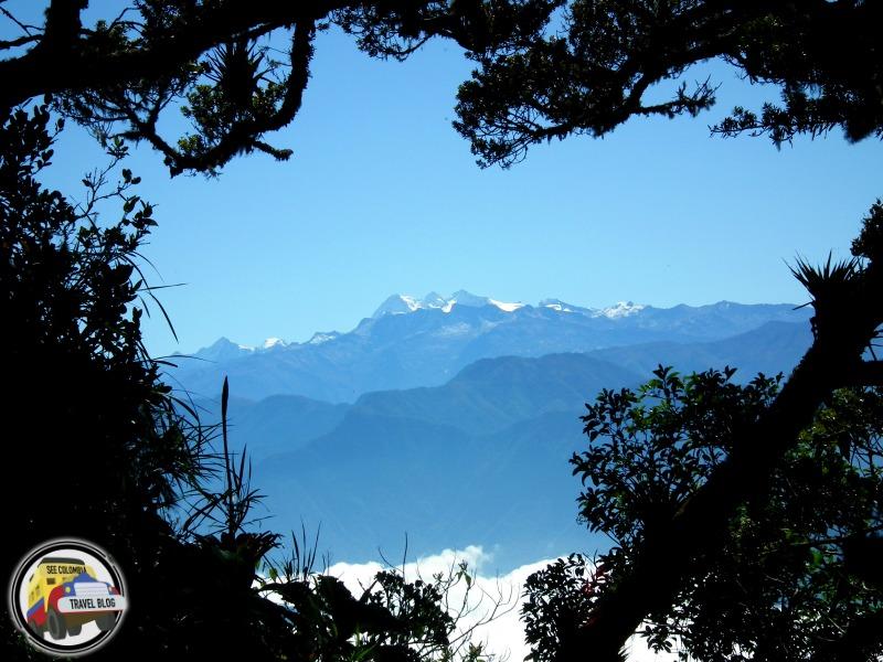 san lorenzo ridge colombia