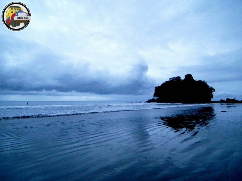 playa guachalito choco colombia