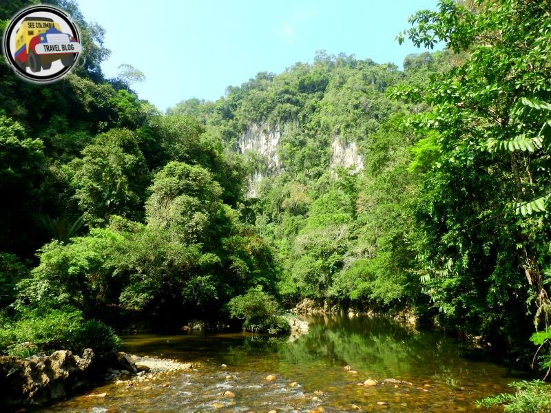 visit rio claro colombia