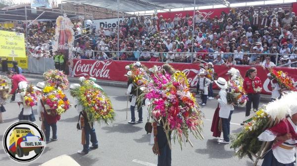 feria de flores 2016 medellin desfile de silleteros