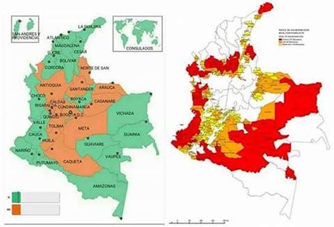 colombian peace vote