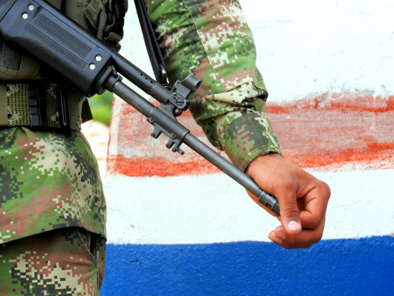Colombia's peace deal with the FARC is the principle reason for this award