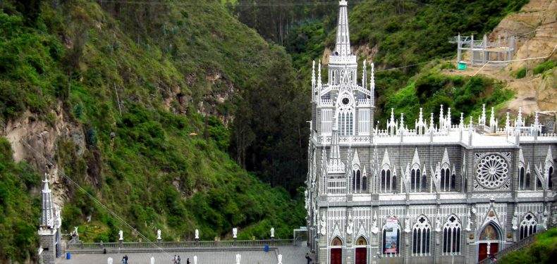 las lajas church colombia