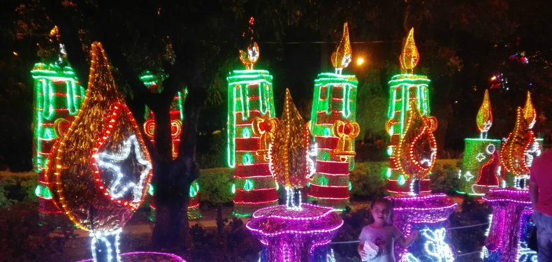 alumbrados navidad colombia