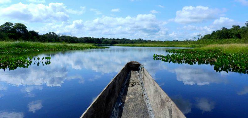 laguna negra guaviare colombia