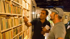 Obidos The Literary Man