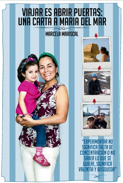 Marcela Mariscal libro