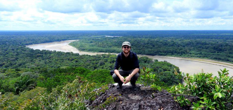 raudal del guayabero guaviare colombia