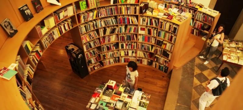 gramn libreria de Santiago obidos