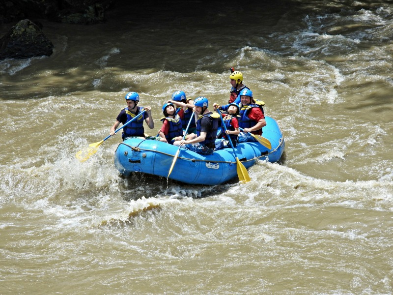 rafting rio fonce san gil colombia