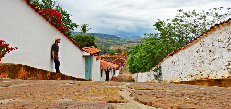 visit barichara santander colombia
