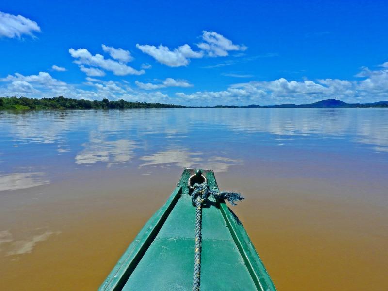 orinoco river vichada colombia