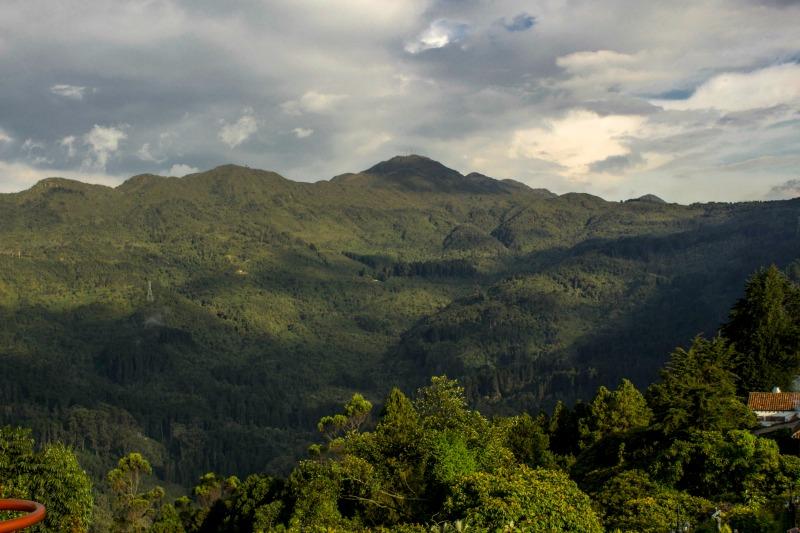 photos of bogota colombia
