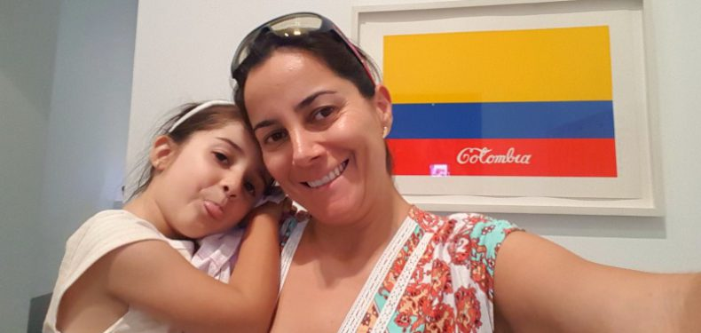marcela mariscal la mamá viajera colombia paz farc guerrilla