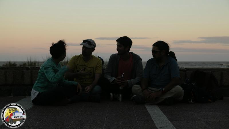 mate rambla que hacer en montevideo 3 travel bloggers