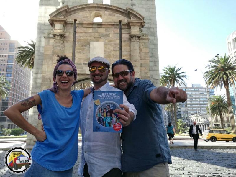 3 travel bloggers paseo sarandi montevideo sí se puede vivir viajando