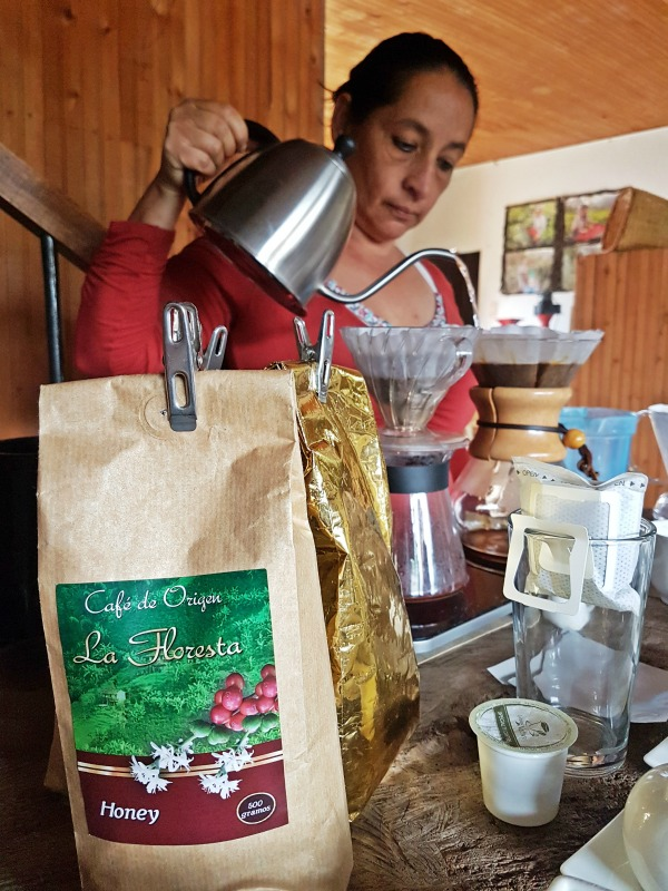 café la floresta pijao quindio