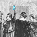 Si las brujas de Salem tuvieran Twitter: un día en la famosa ciudad de las brujas.