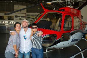 Sao Paulo en Helicóptero