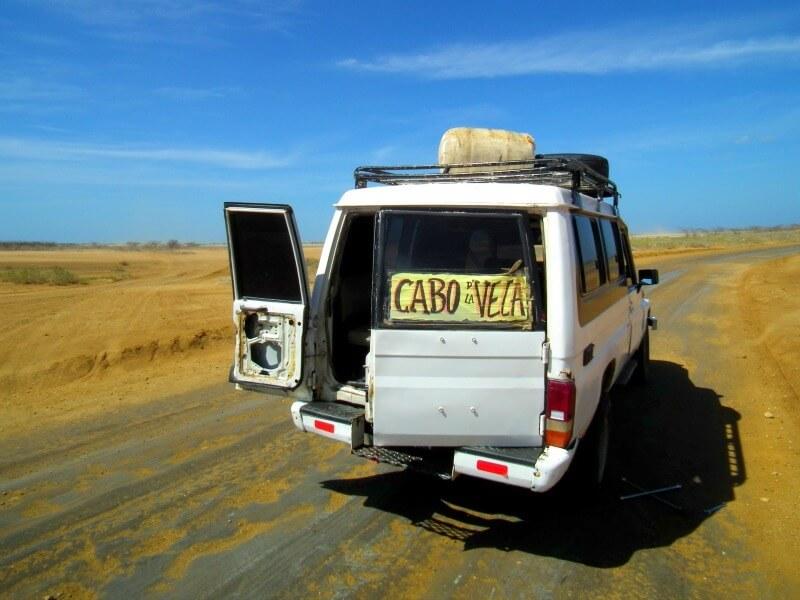 Traveling to Punta Gallinas Guajira Colombia