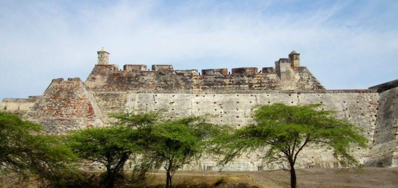 Castillo de San Felipe Cartagena
