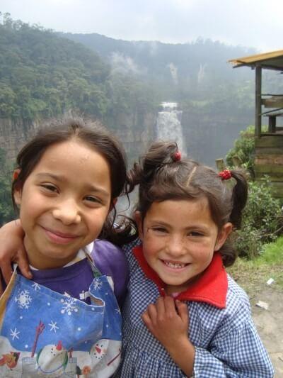 Culicagadas in Colombia
