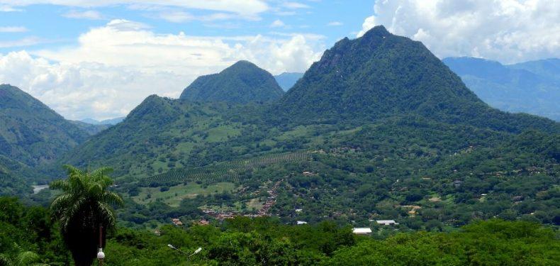 Farallones La Pintada Antioquia