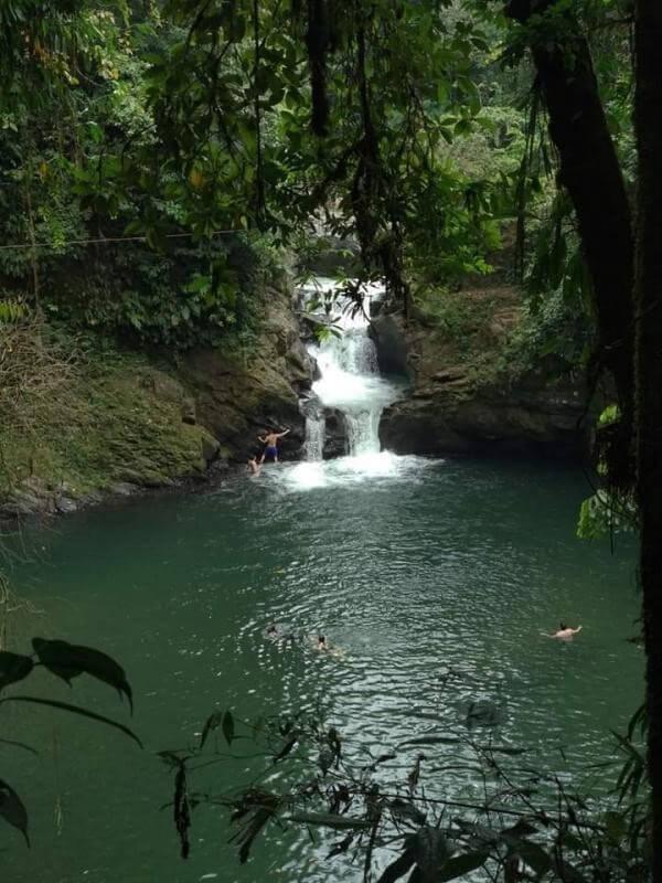 Rio Chontadural