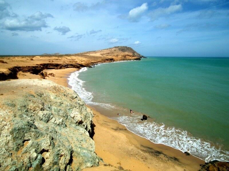 Playa del Pilón La Guajira