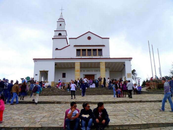 Iglesia Virgen Morena de Monserrate